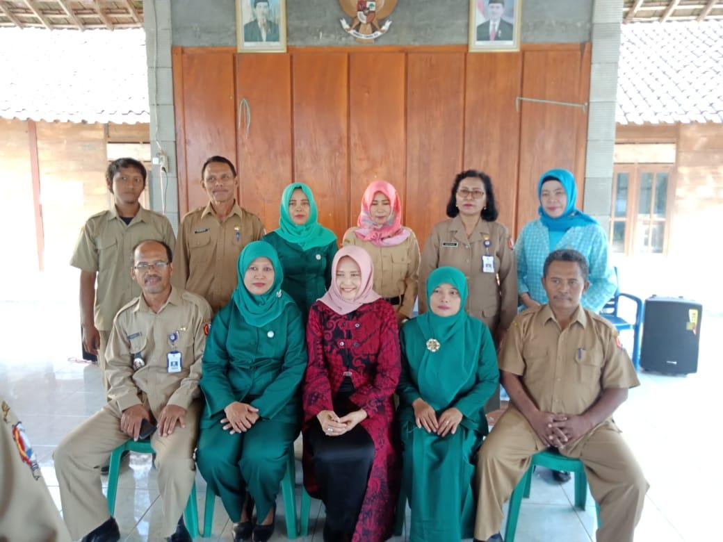 Ibu Pj.Bupati bojonegoro<BR>Kunjungan Ibu Pj.Bupati Bojonegoro di Desa Karangmangu